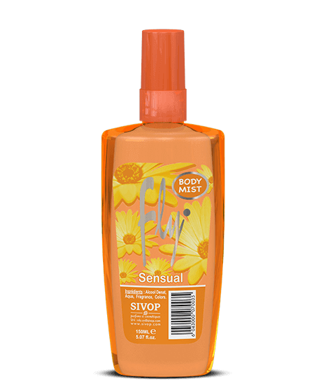 Body Splash FLY Sensual - SIVOP
