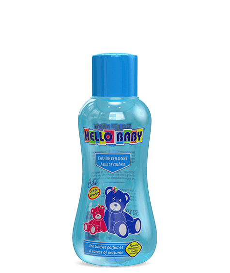 Blue HELLO BABY Cologne - SIVOP