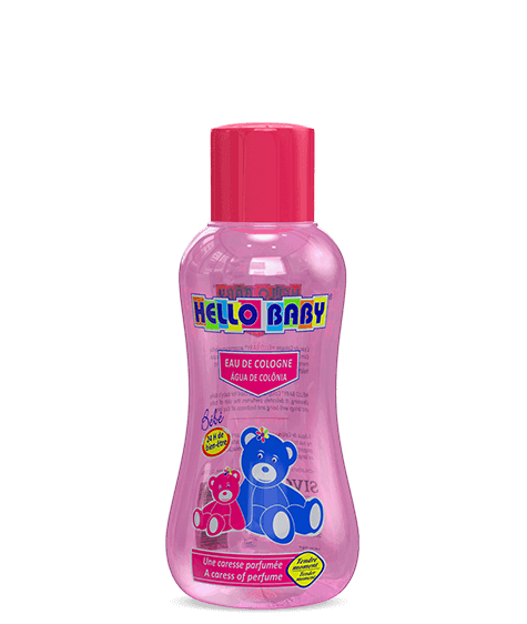 Pink HELLO BABY Cologne - SIVOP