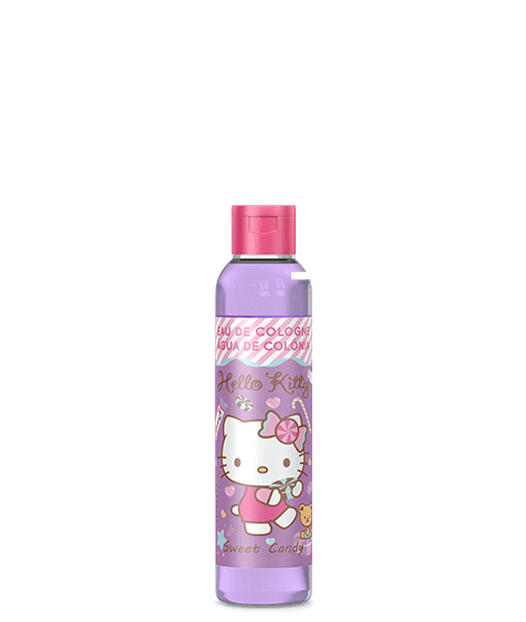Purple HELLO KITTY Cologne - SIVOP
