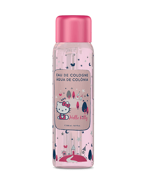 Pink HELLO KITTY Cologne - SIVOP