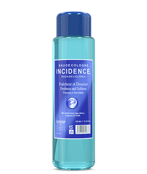 Blue INCIDENCE Cologne for men - SIVOP