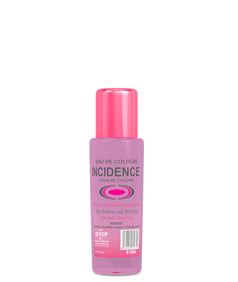 Pink INCIDENCE Cologne for women - SIVOP