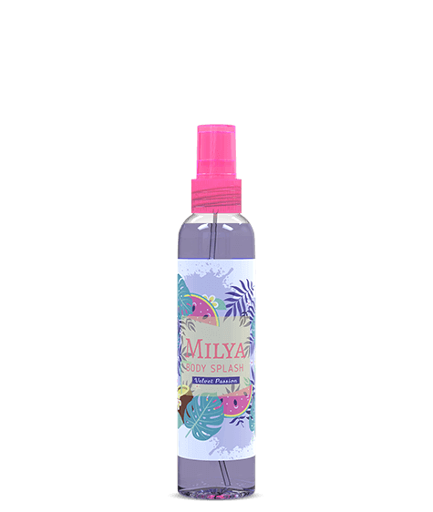 MILYA Velvet passion body splash - SIVOP