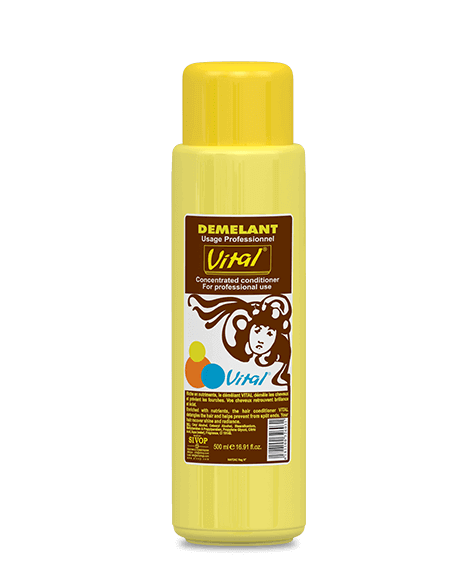 Yellow VITAL Hair Conditioner