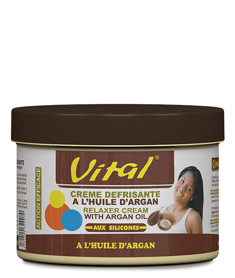 VITAL relaxing cream with argan oil - SIVOP