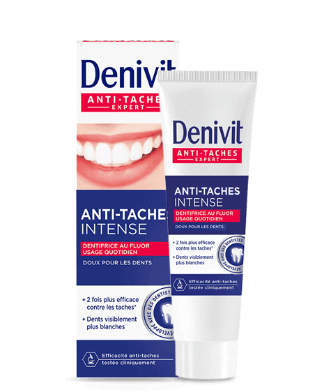 DENIVIT Anti-stain Intense toothpaste - SIVOP