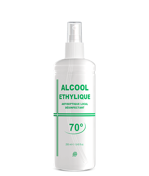 Ethyl Alcohol 70° - SIVOP