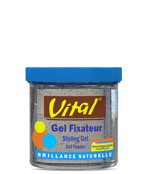 VITAL Transparent fixing gel - SIVOP