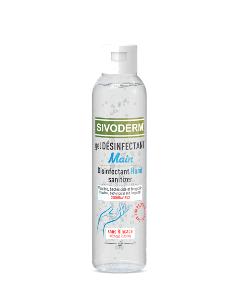 SIVODERM Disinfectant hand sanitizer
