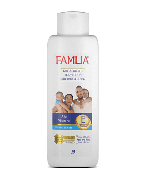 FAMILIA Body Lotion - SIVOP