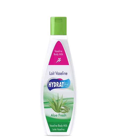 HYDRAT PLUS Aloe Fresh Vaseline body lotion  - SIVOP