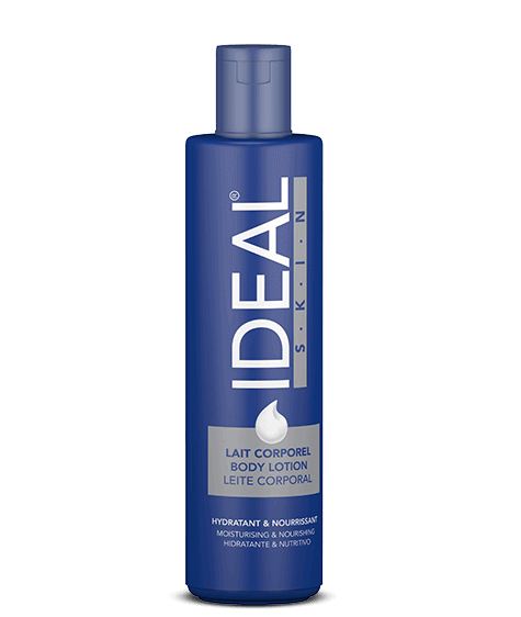 Blue IDEAL SKIN Moisturizing Body Lotion - SIVOP