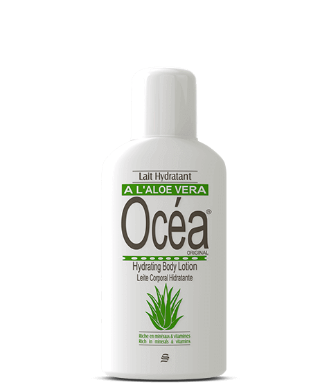 OCEA Moisturizing Body Lotion with Aloe vera  - SIVOP