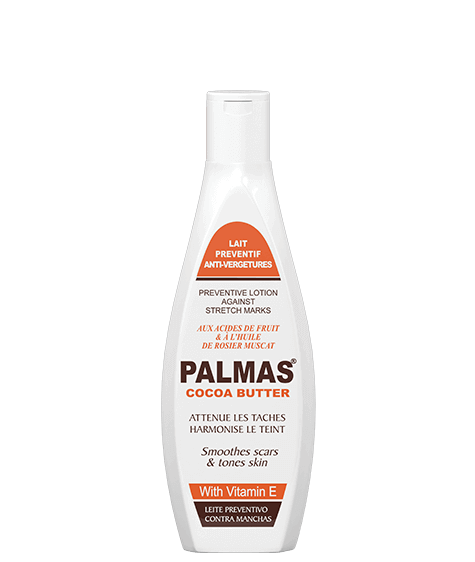PALMAS Anti stretch mark moisturizing milk with cocoa butter - SIVOP