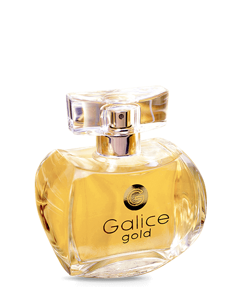 GALICE Gold Eau de Parfum for women - SIVOP