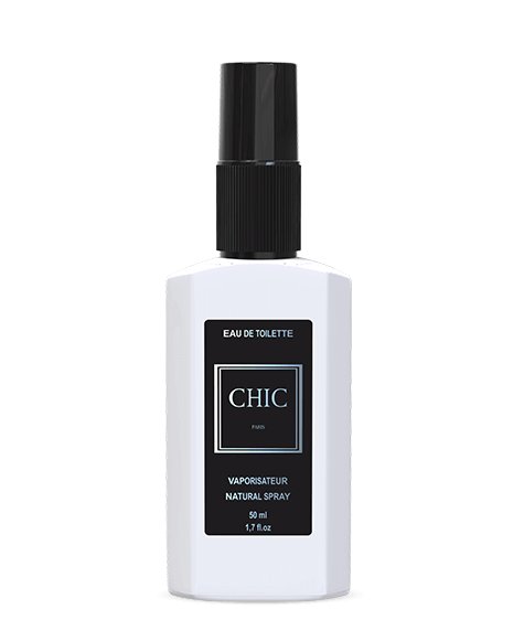 CHIC white Eau de toilette for men - SIVOP