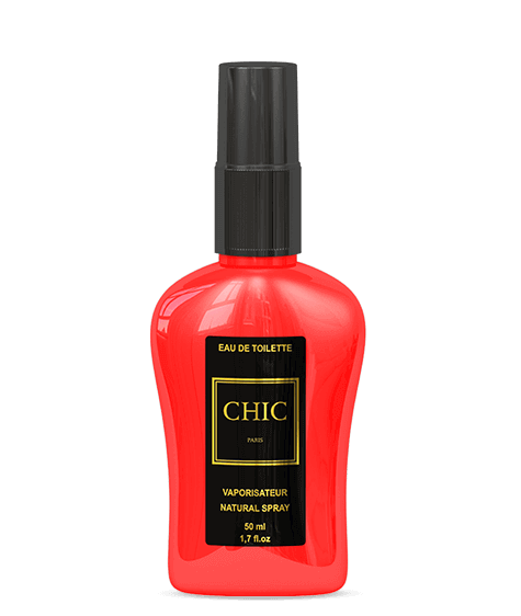 CHIC Red Perfume - SIVOP