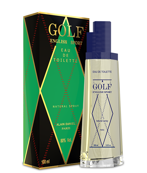 GOLF Eau de toilette for men - SIVOP