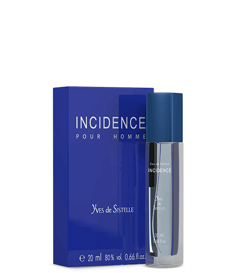 Blue INCIDENCE Eau de toilette for men - SIVOP
