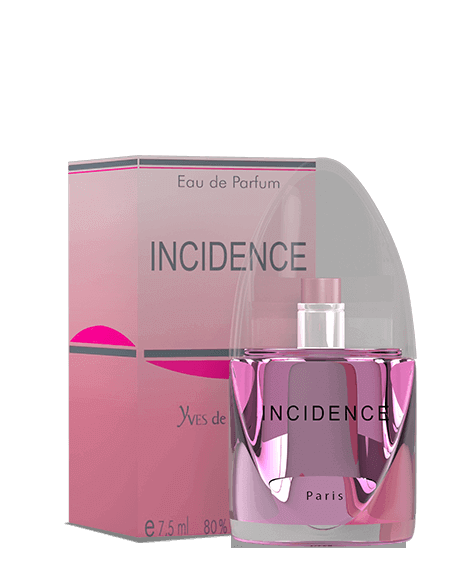Pink INCIDENCE Eau de toilette for women - SIVOP