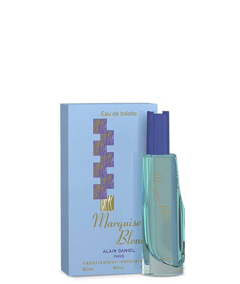 MARQUISE BLEUE Eau de toilette for women - SIVOP