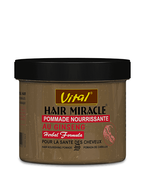 VITAL Hair Miracle Hair Food pomade - SIVOP