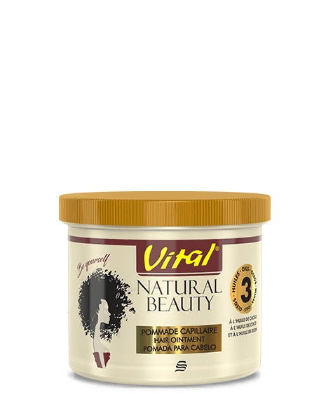 NATURAL BEAUTY hair ointment - SIVOP