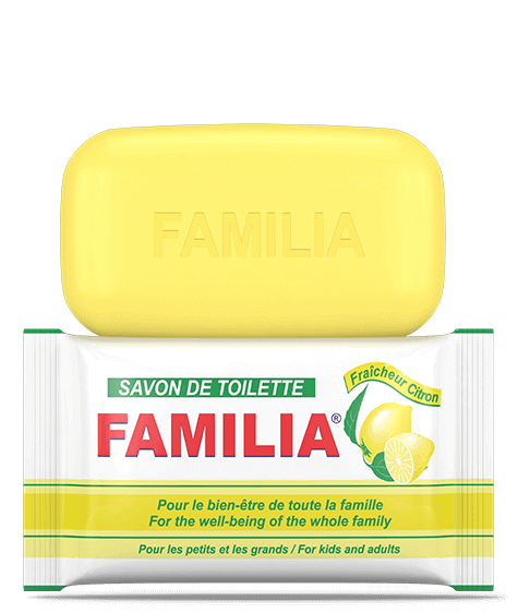 FAMILIA Lemon soap - SIVOP