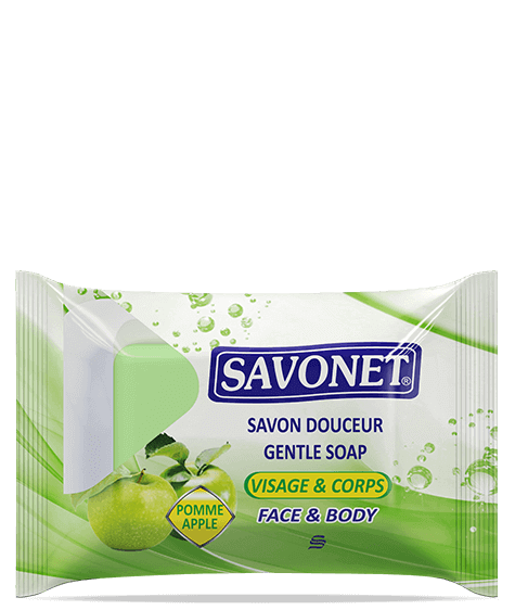 SAVONET Apple soap - SIVOP