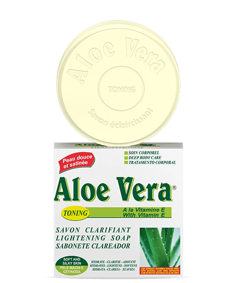 ALOE VERA TONING Lightening Body Soap - SIVOP