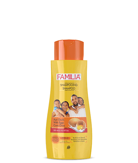 FAMILIA Shampoo with eggs - SIVOP