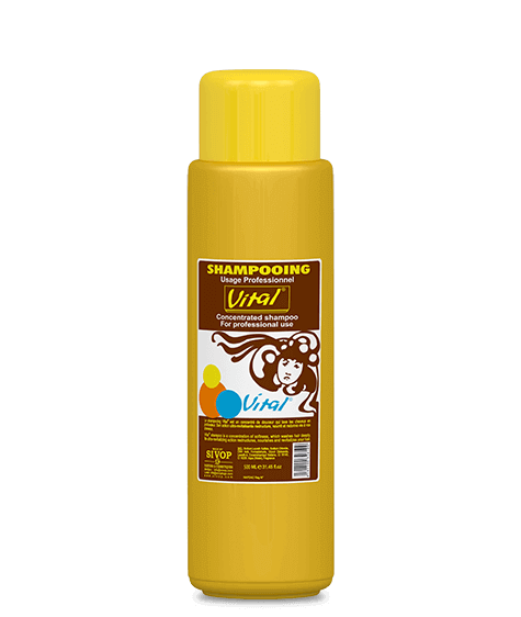 Yellow VITAL Shampoo