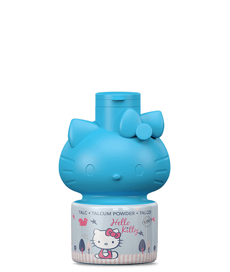 Blue sleeves HELLO KITTY Talc - SIVOP