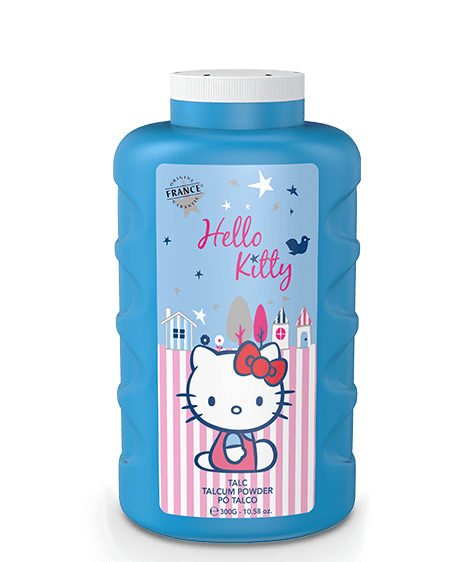 Blue HELLO KITTY Talc - SIVOP